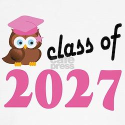 Class of 2027 (Owl) T-Shirt