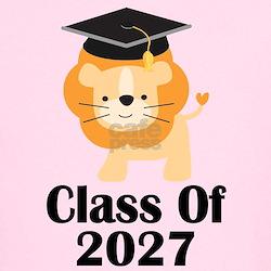 Class of 2027 Graduate (lion) T-Shirt