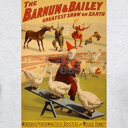 Cute Vintage circus T-Shirt