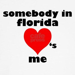 Somebody in Florida Tee