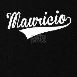 Mauricio, Retro, T-Shirt