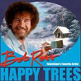 Bob ross happy trees Aprons