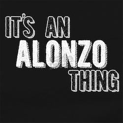 Its An Alonzo Thing Long Sleeve Maternity T-Shirt
