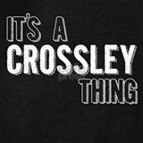 Crossley Sweatshirts & Hoodies
