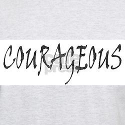 Courageous - T-Shirt