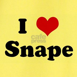 I Love Snape T