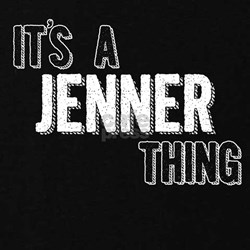 Its A Jenner Thing Maternity T-Shirt