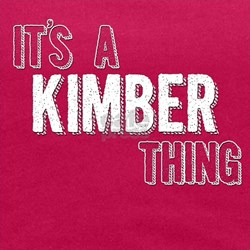Its A Kimber Thing Maternity Tank Top