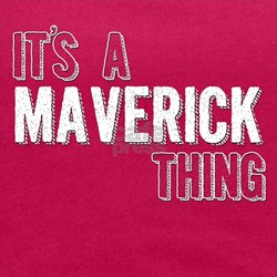 Its A Maverick Thing Maternity Tank Top