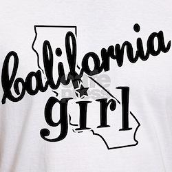 Cute California girl Shirt