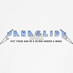 Paraglide - Ass In A Sling T