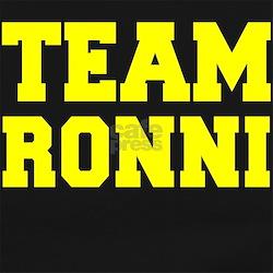 TEAM RONNI Long Sleeve Maternity T-Shirt