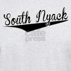 South Nyack, Retro, T-Shirt