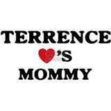 Terrence loves mommy Mug