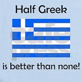 Greek Baby Bodysuits