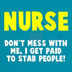 Nurse Stab People Tee