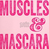 Muscles and mascara Performance Dry T-Shirts