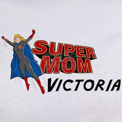 Supermom Victoria Tee
