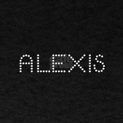 Alexis Gem Design T-Shirt