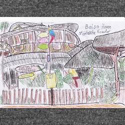 Balsa House Montañita, Ecuador Long Sleeve Materni