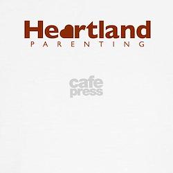 Heartland Parenting Mom Cap Sleeve Tee T-Shirt