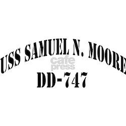 USS SAMUEL N. MOORE Shirt
