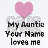 Auntie Baby Bodysuits