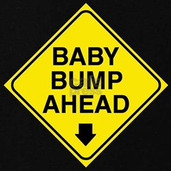 Baby Bump Ahead T-Shirt