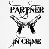Partners in crime Tank Tops