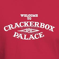 Crackerbox Palace T-Shirt