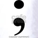 Colon cancer survivor Polos