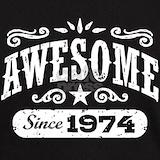 1974 birthdays T-shirts