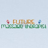 Future massage therapist Baby Hats