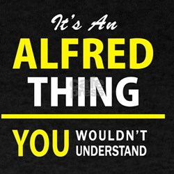 Funny Alfred T-Shirt