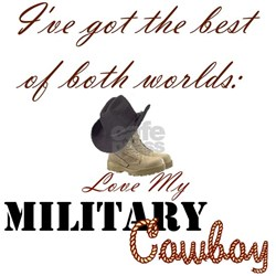 Cool Soldier love Tee