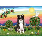 Bright Country/Border Collie Mug