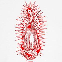 Virgin Of Guadalupe Tee