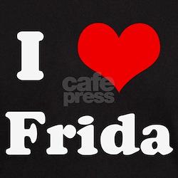 I Love Frida T-Shirt