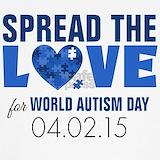 World autism awareness day T-shirts