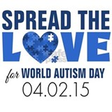 World autism awareness day T-shirts