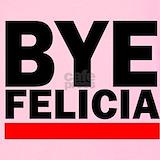 Bye felicia Tank Tops