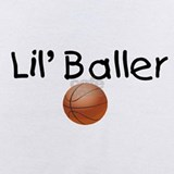 Basketball Baby Bodysuits