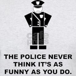 Cute Under arrest T-Shirt