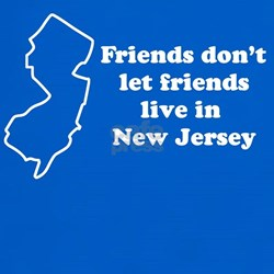New Jersey friends T-Shirt