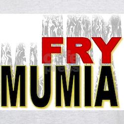 Fry Mumia Ash Grey T-Shirt