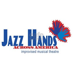 Official Jazz Hands Tee