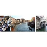 Venice, 3 Photo Collage Mug