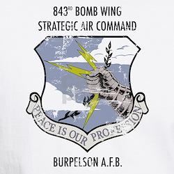 Burpelson Air Force Base Shirt