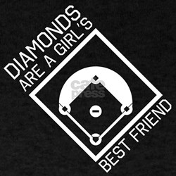 Diamonds girls best friend T-Shirt
