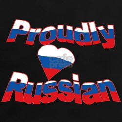 Proud to be Russian Tee